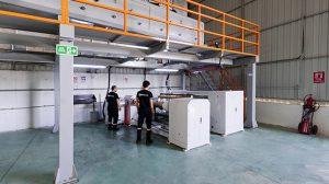 koli bandi uretim tesisi 16 Production Facility